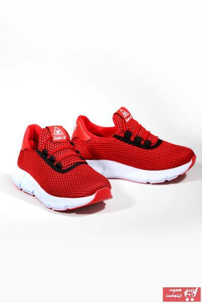 فروشگاه کفش اسپرت اورلیال برند Pukka Collection رنگ قرمز ty100097747