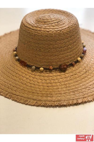 خرید اینترنتی کلاه زنانه برند GÖZDE ŞAPKA رنگ قهوه ای کد ty100227112