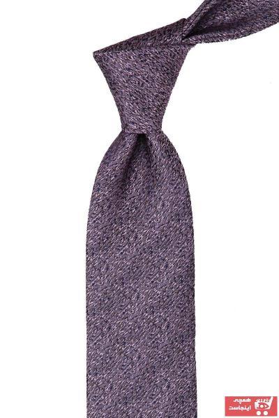 فروش پستی ست کراوات مردانه برند Kravatkolik رنگ بنفش کد ty101894774