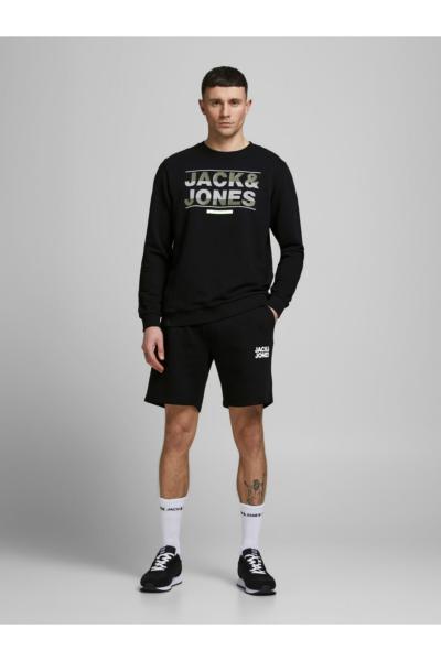 فروشگاه شلوارک اورجینال برند جک اند جونز رنگ مشکی کد ty103036576