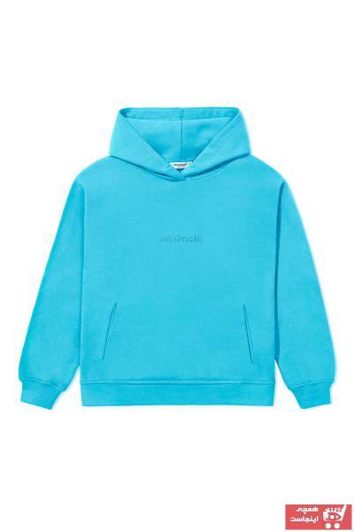 خرید سویشرت 2021 دخترانه برند minimalic رنگ آبی کد ty103636575