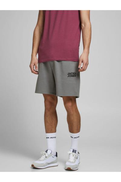 شلوارک مردانه ترکیه برند Jack Jones رنگ نقره ای کد ty104233253