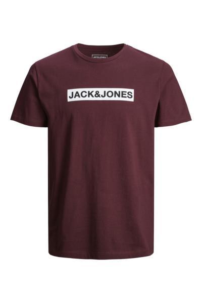 خرید ارزان تیشرت مردانه اسپرت مارک جک اند جونز رنگ بنفش کد ty104746423