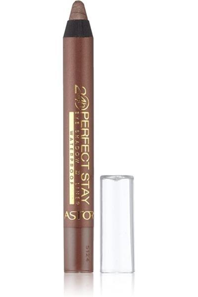 خرید مداد چشم اورجینال برند Astor رنگ قهوه ای کد ty104988687