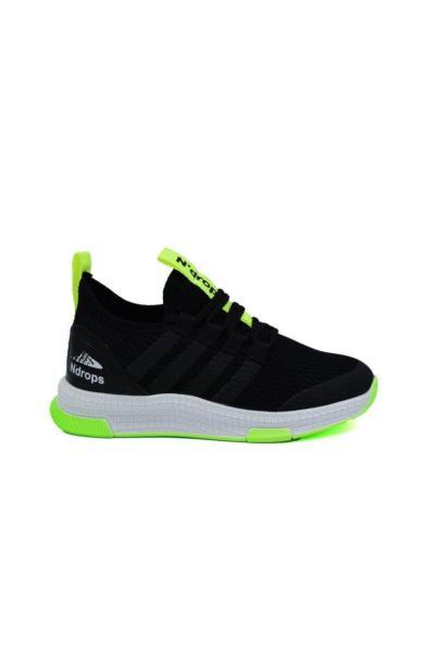 خرید اینترنتی کفش اسپرت خاص بچه گانه پسرانه برند N Drops رنگ مشکی کد ty105121611