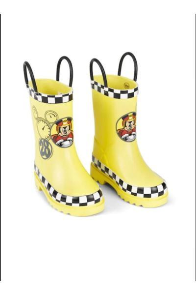 بوت خفن برند Disney Collection رنگ زرد ty106957939
