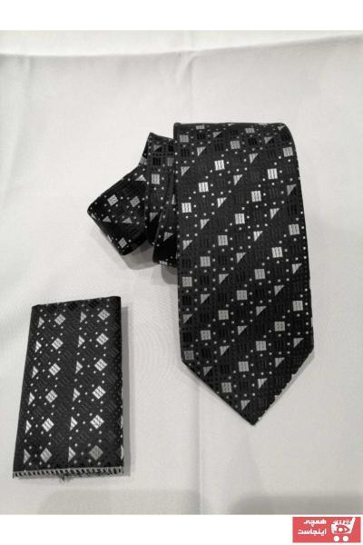 کراوات مردانه مارک برند GİORGİ CORN رنگ مشکی کد ty107040918