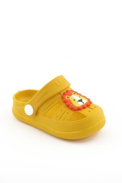 دمپایی بچه گانه دخترانه ارزانی برند ODLE رنگ زرد ty107191217