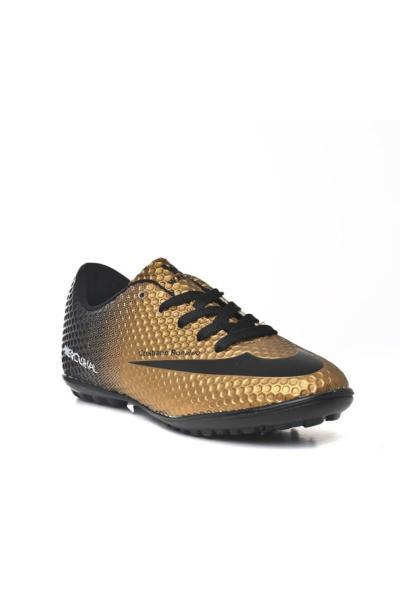 فروش کفش کتونی مردانه خفن برند Walked رنگ طلایی ty107241077