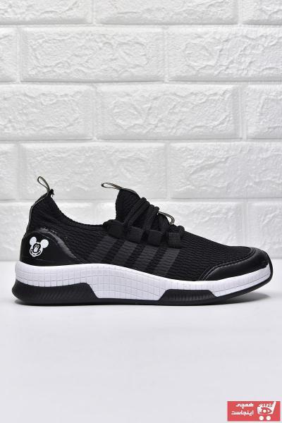 فروش کفش اسپرت بچه گانه پسرانه خفن برند OSEG رنگ مشکی کد ty107400666