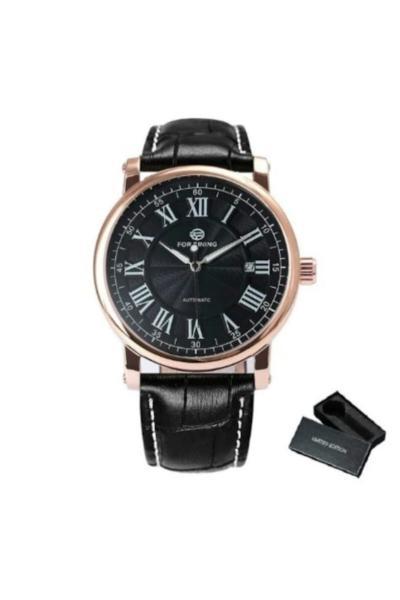خرید انلاین ساعت مردانه برند Forsining رنگ مشکی کد ty109761602