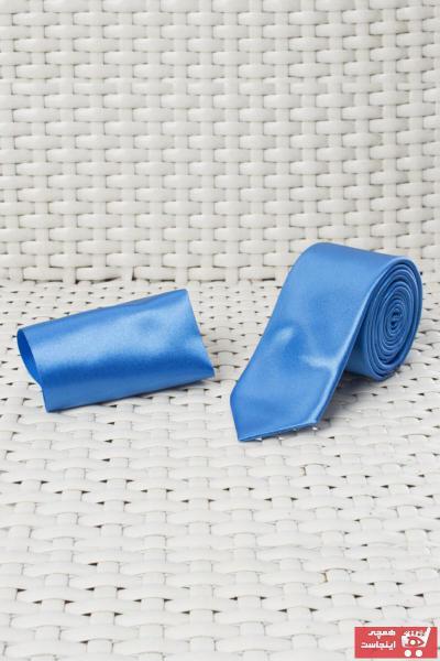 کراوات مردانه اصل مجلسی برند دیپسی رنگ آبی کد ty16600359