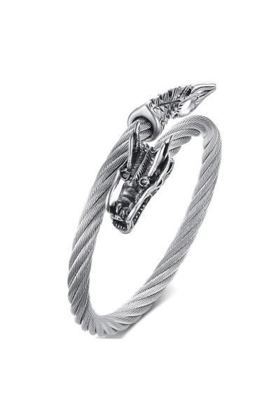 دستبند مردانه خفن برند Chavin کد ty31109839