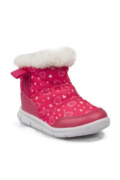 خرید نقدی بوت نوزاد دخترانه فروشگاه اینترنتی برند Vicco رنگ صورتی ty32150880