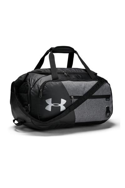 خرید انلاین کیف ورزشی طرح دار برند Under Armour رنگ نقره ای کد ty32427623