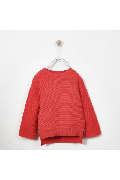 ست پلیور دخترانه برند Panço رنگ قرمز ty33038095