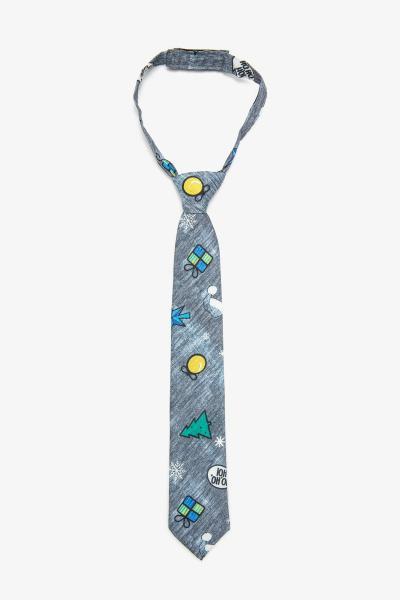 فروش کراوات بچه گانه پسرانه خفن برند کوتون رنگ آبی کد ty33268668