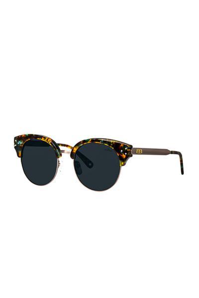 عینک آفتابی زنانه نخ پنبه برند Belmond رنگ سبز کد ty34922102