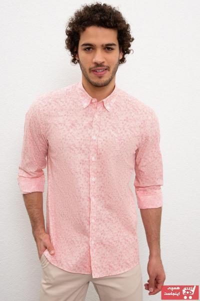 سفارش انلاین پیراهن ساده برند یو اس پولو رنگ نارنجی کد ty35305080