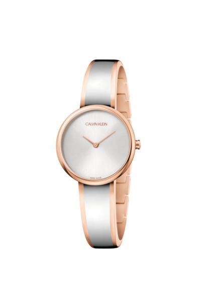 فروش پستی ساعت زنانه برند کلوین کلین رنگ صورتی ty35453554