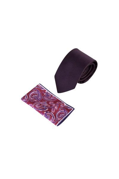 کراوات مردانه مدل 2021 برند Kiğılı رنگ بنفش کد ty35526463
