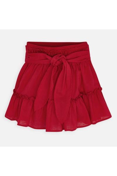 دامن زیبا دخترانه برند MAYORAL رنگ قرمز ty36803947