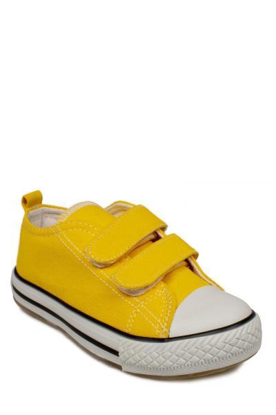 کفش اسپرت بچه گانه پسرانه ساده برند Vicco رنگ زرد ty36977189