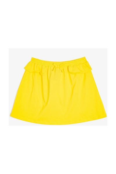 دامن خاص برند Koton Kids رنگ زرد ty36977523