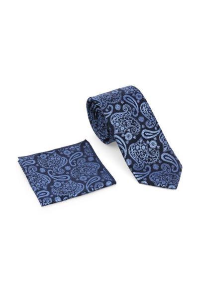 خرید اینترنتی کراوات مردانه خاص برند Brianze رنگ آبی کد ty36985773