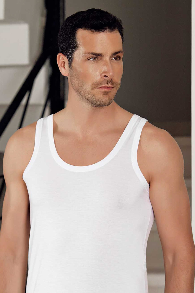 خرید پستی رکابی شیک مردانه برند Q-EN کد ty36991613