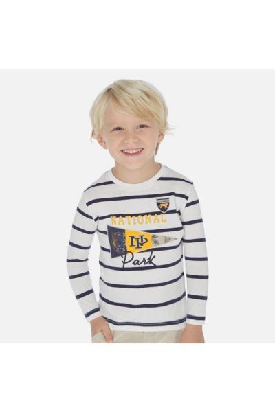 خرید اسان تیشرت پسرانه اسپرت جدید برند MAYORAL رنگ زرد ty37030132