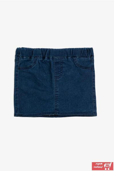قیمت دامن دخترانه برند Koton Kids رنگ لاجوردی کد ty37628603