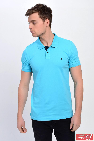 خرید انلاین پولوشرت زیبا مردانه برند DYNAMO رنگ لاجوردی کد ty37713749