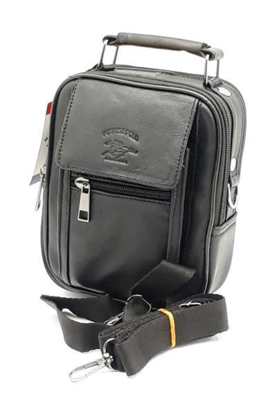 فروش کیف دستی مردانه  برند Newish Polo رنگ مشکی کد ty38285469