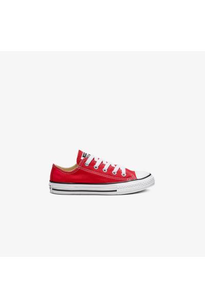 خرید نقدی کفش اسپرت بچه گانه دخترانه ترک  برند converse رنگ قرمز ty3878074