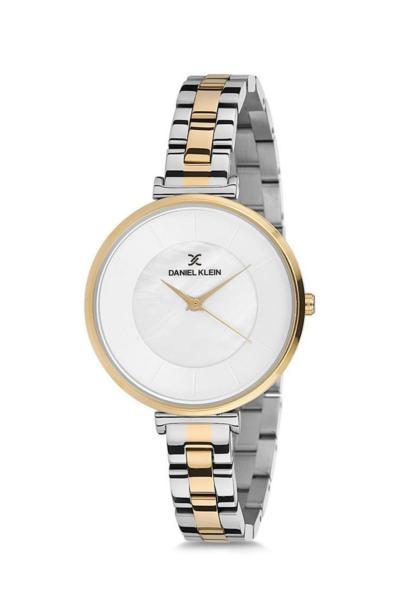 سفارش پستی ساعت مچی زنانه لوکس برند Daniel Klein رنگ نقره ای کد ty4007328