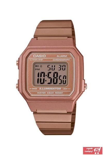 خرید انلاین ساعت زنانه 2021 برند کاسیو کد ty40213849