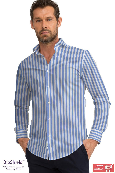 خرید پیراهن کلاسیک مردانه ست برند GIZA HOUSE کد ty40768765