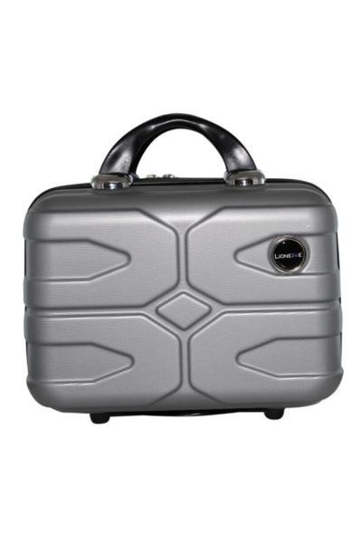 مدل کیف لوازم آرایش 2020 برند Lionesse رنگ نقره ای کد ty42717821