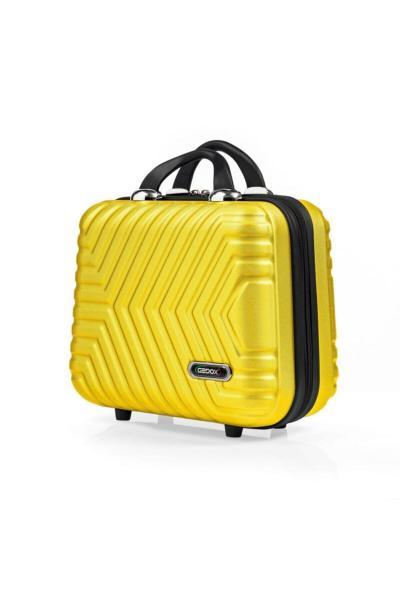 کیف لوازم آرایش  برند Gedox رنگ زرد ty42743718