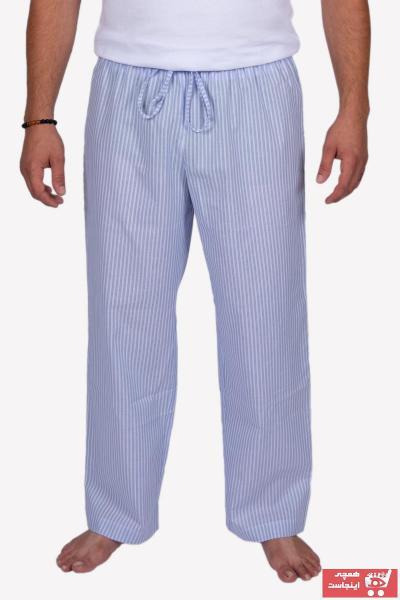 خرید نقدی شلوار راحتی مردانه برند Ozmoz رنگ آبی کد ty42769835