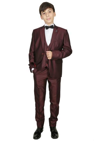 خرید نقدی لباس مجلسی پسرانه فانتزی برند Doktor رنگ لاجوردی کد ty43521225