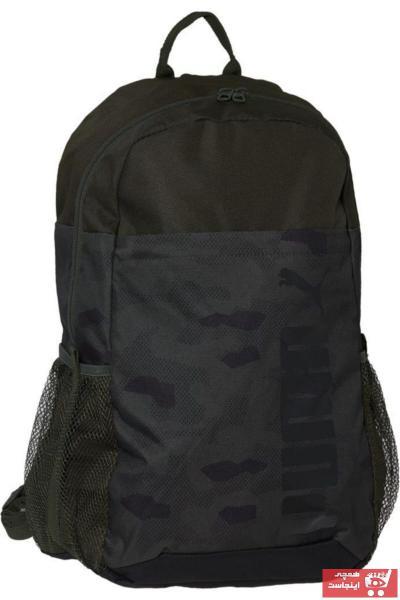 کوله پشتی مردانه فروشگاه اینترنتی برند Puma رنگ خاکی کد ty45634392