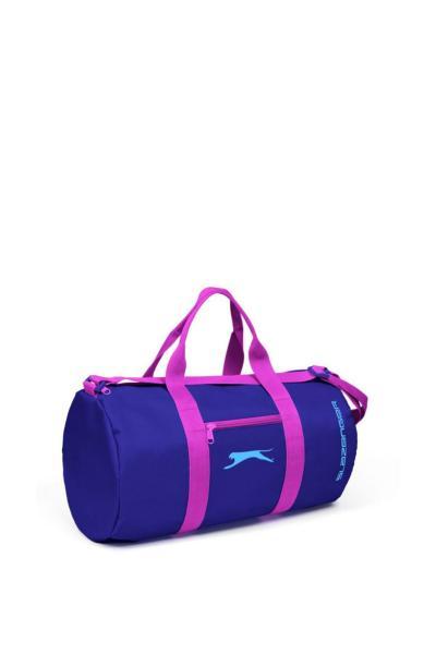 خرید پستی کیف ورزشی اصل مردانه مارک اسلازنگر رنگ بنفش کد ty46074296