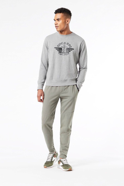 فروش سویشرت مردانه 2020 برند Dockers رنگ نقره ای کد ty46684987