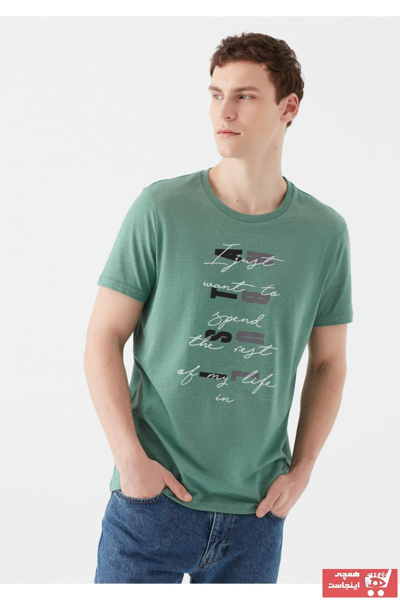 فروشگاه تیشرت اورجینال برند ماوی رنگ سبز کد ty4699919