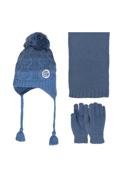 سفارش نقدی دستکش بچه گانه پسرانه برند Kitti رنگ آبی کد ty47443903