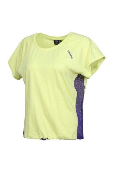 سفارش تیشرت ورزشی مردانه ارزان مارک هومل رنگ زرد ty48131548