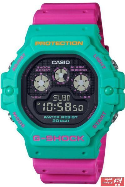 درخواست ساعت مردانه اورجینال برند Casio رنگ سبز کد ty48444925