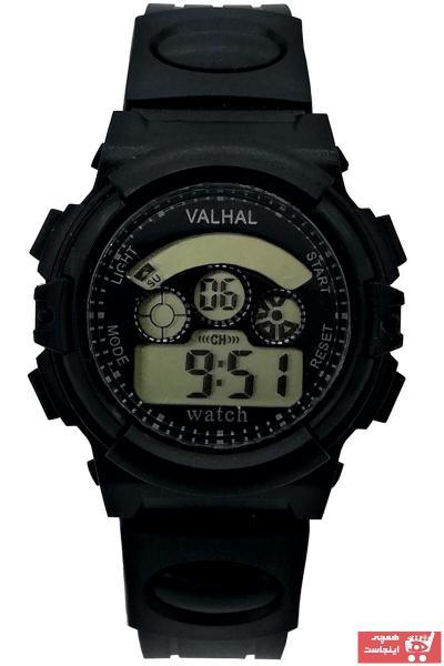 فروش ساعت پسرانه شیک و جدید برند sezerekspres رنگ مشکی کد ty49427838